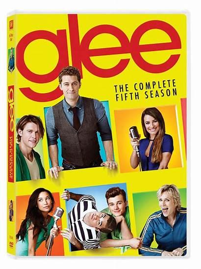 Glee Season Cast Tv Complete Fifth Comicmix