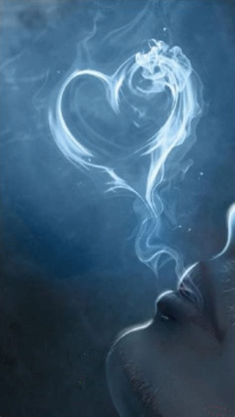 Animated Smoke Wallpaper - color hearts wallpaper animated gif 360x640 171 smoke