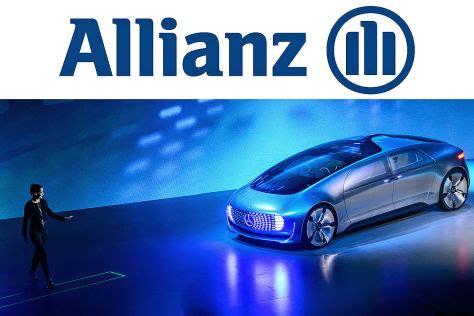 versicherung auto kfz versicherung allianz will autonome autos versichern autobild de