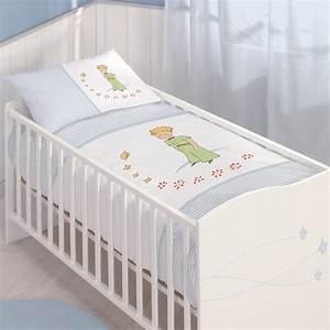 Parure De Lit Bébé Garçon : parure de lit b b le petit prince ~ Teatrodelosmanantiales.com Idées de Décoration