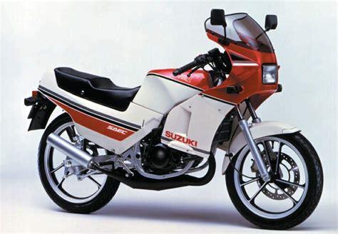 Suzuki Gamma by Suzuki Rg125 Gamma