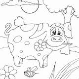 Pig Coloring Pages Pancake Spotty Colorear Colouring Para Animal Dibujos Animales Libros sketch template
