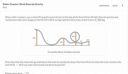 Example Physics Albert