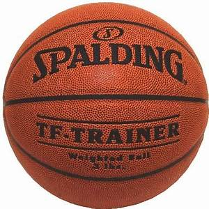 Spalding TF-Trainer Weighted Basketball, 3 lb, WOMEN'S ...