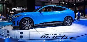 Ford Mustang Mach-E First Edition Sells Out In The US | TheThings