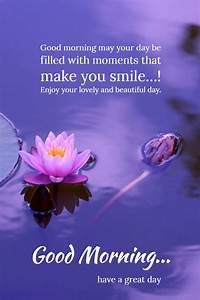50 Good Morning Quotes and Wishes with Beautiful Images ...
