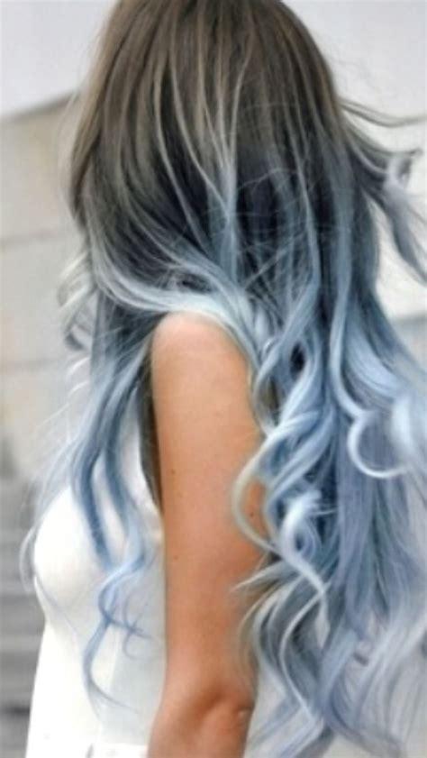 Best 25 Dyed Hair Ends Ideas On Pinterest