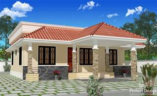 Image For House Design by Beautiful Single Floor House With Roof Deck House