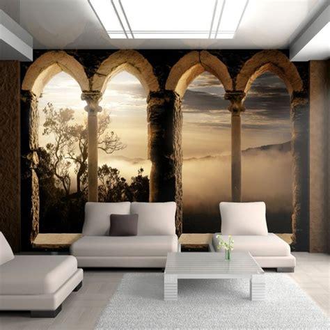 Individuelles Ambiente Dank Wand by Das Comeback Der Tapeten Trendomat