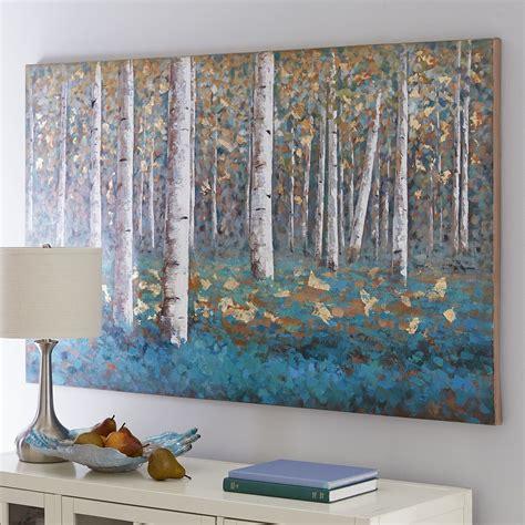 Custom order now taking graduation orders for door hangers! Luxe Teal Birch Tree Art   Birch tree art, Birch trees painting, Tree art