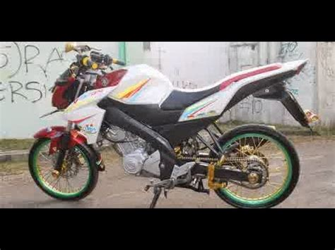 Velg Jari Jari Vixion Lightning by Motor Trend Modifikasi Modifikasi Motor Yamaha New