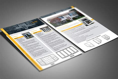 sell sheet template   documents  word