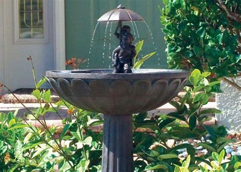 tips  choosing  outdoor fountain gardens water