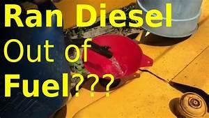 Best Way To Bleed Diesel Fuel System  Step-by-step