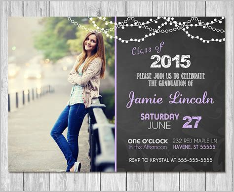 graduation invitation templates psd vector eps ai
