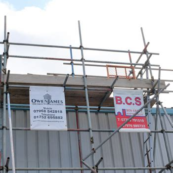 commercial cladding newton abbot  specalise