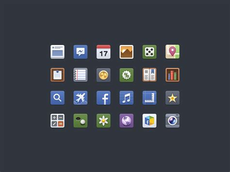 template of a resume new icons icons fribly 25063 | New Facebook Icons