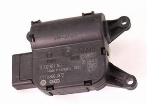 Heater Climate Control Flap Actuator 06