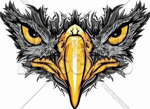 hawk clipart | Black Hawk Logo Clipart Vector Mascot Image ...