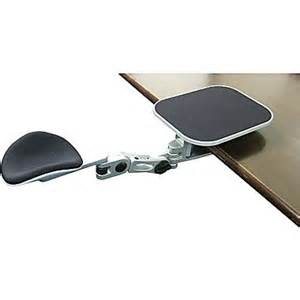 ergoguys ergonomic adjustable computer arm rest with mouse