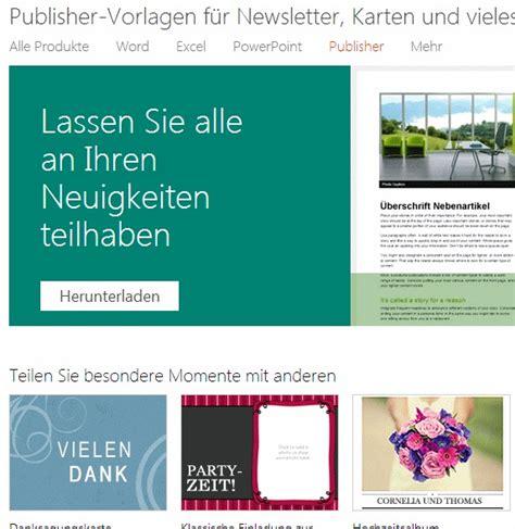 publisher vorlagen kostenlos  chip
