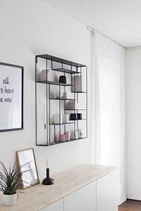 Ikea Schreibtisch Hack : 9 einfache ikea hacks f r mehr ordnung zu hause ~ Watch28wear.com Haus und Dekorationen