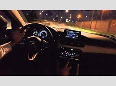 Mazda6 2016 POV night drive with Bose YouTube