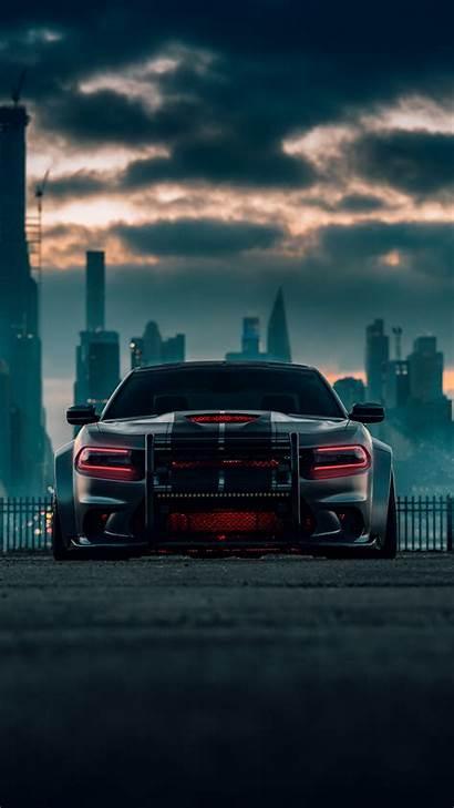 Charger Dodge 4k Hellcat Srt Wallpapers Pixel