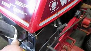 Wheel Horse 310-8 Kohler K241