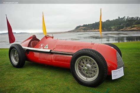 Alfa Romeo 158 by 1938 Alfa Romeo Tipo 158 Alfetta Pictures History Value
