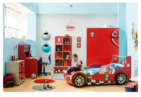 Modern Decor Little Boys Room Ideas-best House Design