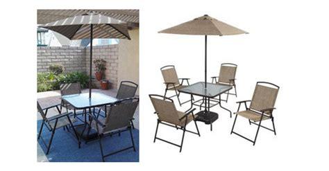 7 patio set deal as low as 94 00 coupons 4 utah