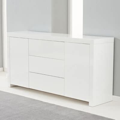 Gloss Sideboards Furniture by Harvey High Gloss Sideboard Robson Furniture