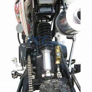 Free Shipping  Coolster Dirt Bike Manual 125cc Engine