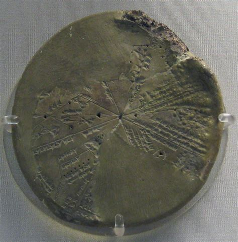 File:British Museum Cuneiform planisphere K8538.jpg ...