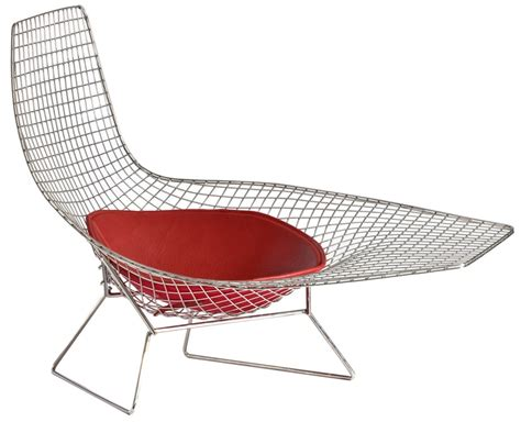 harry bertoia asymmetric chair