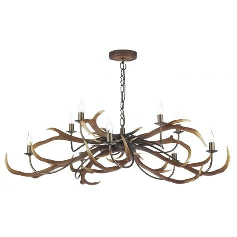 deer antler ceiling fan for sale stag antler ceiling pendant light rustic pendants for