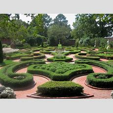 Formal Garden New Bern, Nc  Mary L Marion