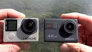 4k Action Cam Test : odrvm affordable 4k pov action camera vs gopro hero4 black ~ Jslefanu.com Haus und Dekorationen