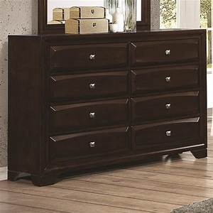 Coaster, Jaxson, 203483, Dresser, With, 8, Drawers