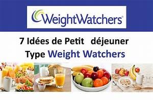 Idee Petit Dejeuner : 7 id es de petit d jeuner type weight watchers plat et recette ~ Melissatoandfro.com Idées de Décoration