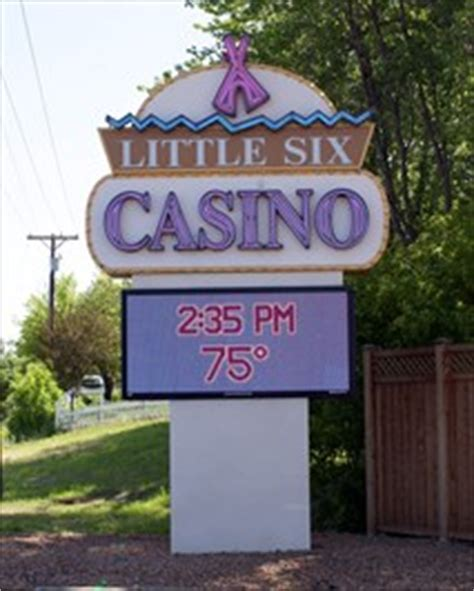 Little Six Casino  Prior Lake, Mn  Casinos On Waymarkingcom