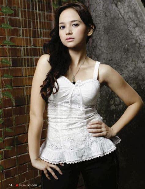 angeliqa simperler   asia magazine photoshoot