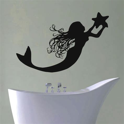 popular mermaid bathroom decor buy cheap mermaid bathroom