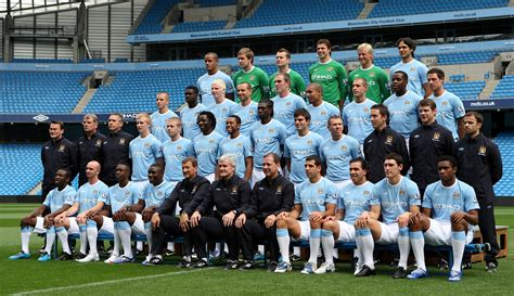 manchester city  team squad  football squad