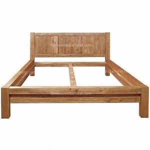 Cadre De Lit 140x200 : mobilier table lits 140x200 ~ Teatrodelosmanantiales.com Idées de Décoration