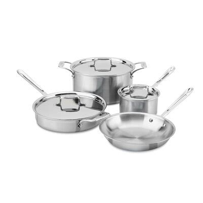 bonjour copper clad cookware set cooking supplies kalamazoo news  clad stainless cookware