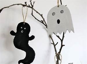 Deco Halloween A Fabriquer : 5 diy super faciles pour halloween joli place ~ Melissatoandfro.com Idées de Décoration