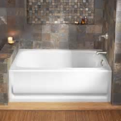 """Kohler Bancroft 60"""" x 32"""" Soaking Bathtub Finish: White"""
