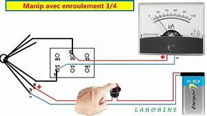 Comment Mesurer Amperage Avec Multimetre : rep rage 6 fils non identifi s d 39 un moteur triphas 2 me ~ Premium-room.com Idées de Décoration